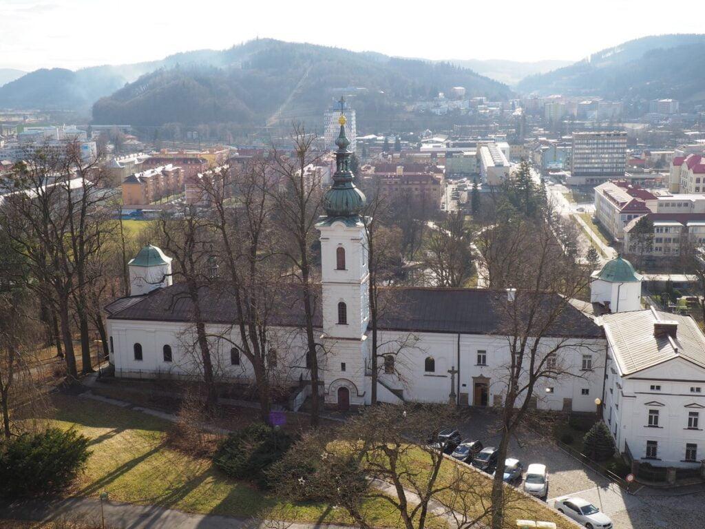 Pałac we Vsetinie