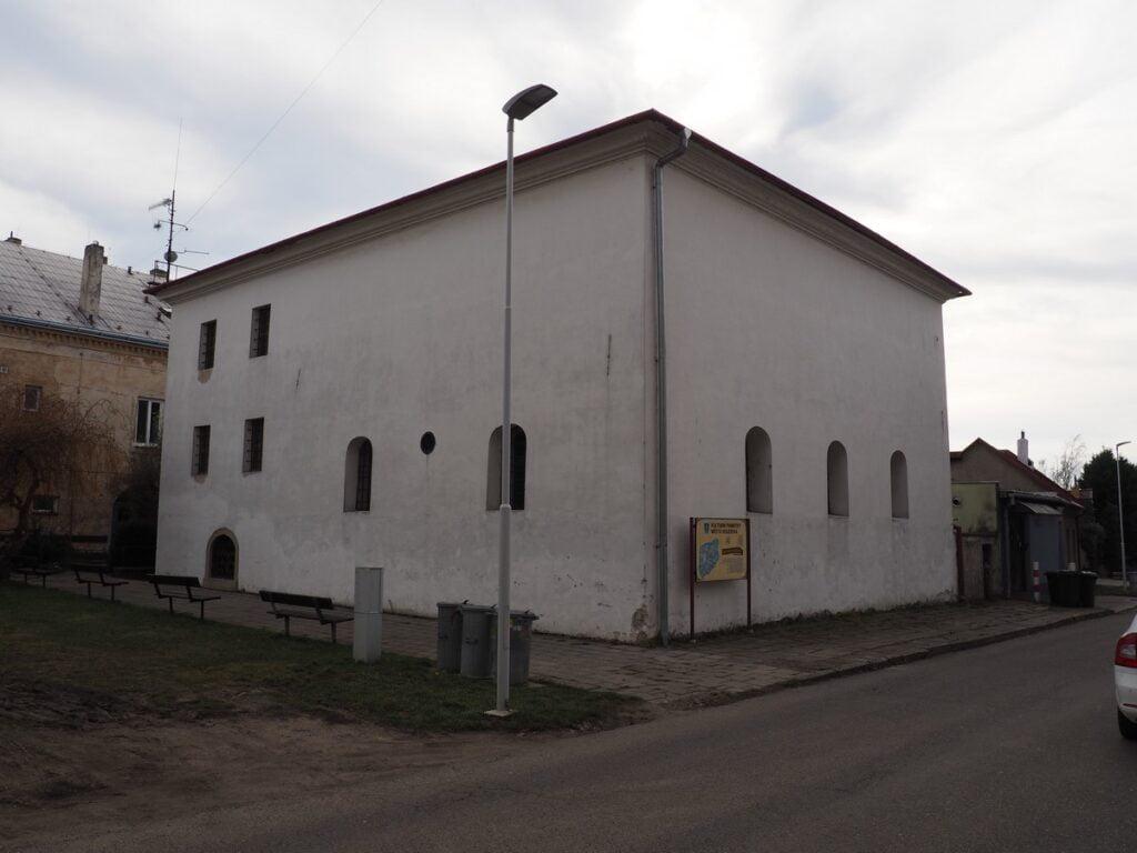 Synagoga Szacha w Holešovie