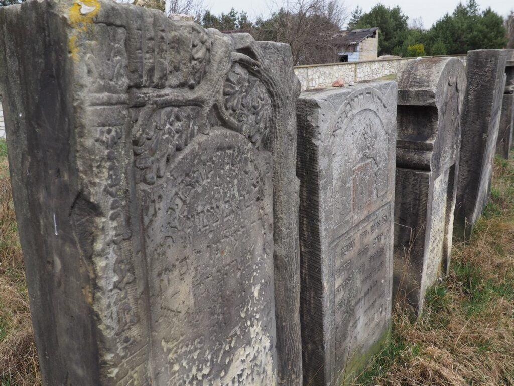 Cmentarz żydowski w Wąchocku