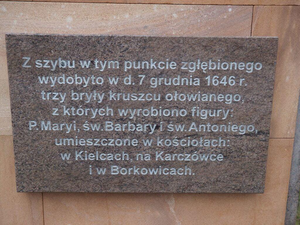 Ścieżka Geologiczno-Kruszcowo-Górnicza