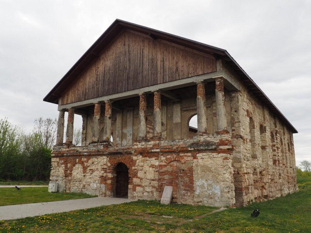 Synagoga w Nowym Korczynie