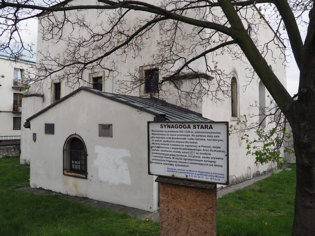 Synagoga w Pińczowie