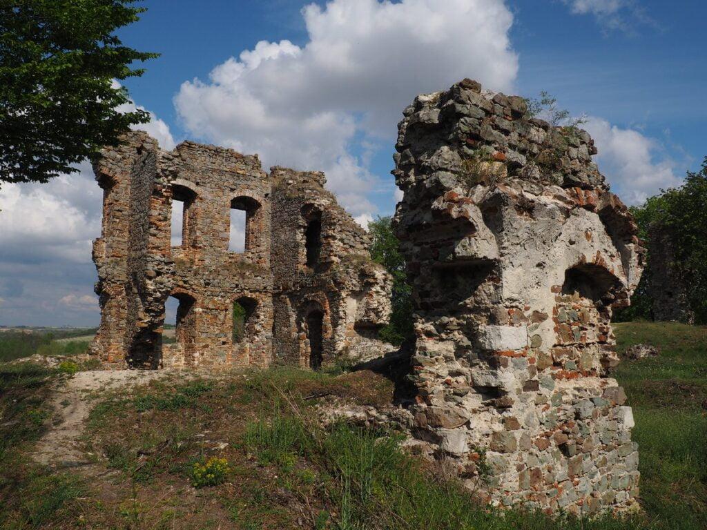 Zamek w Międzygórzu