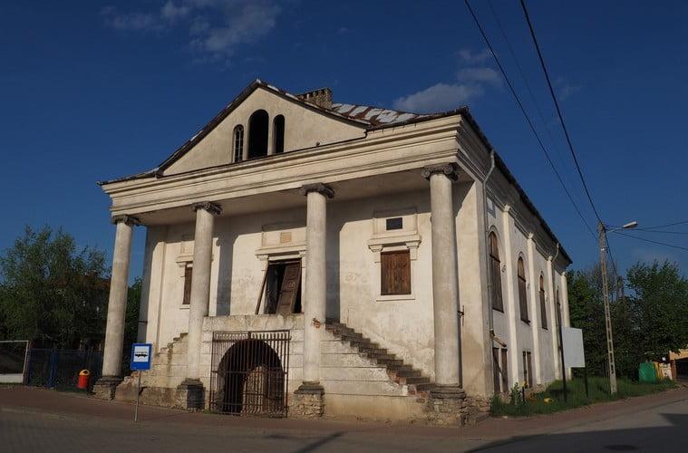 Synagoga w Klimontowie