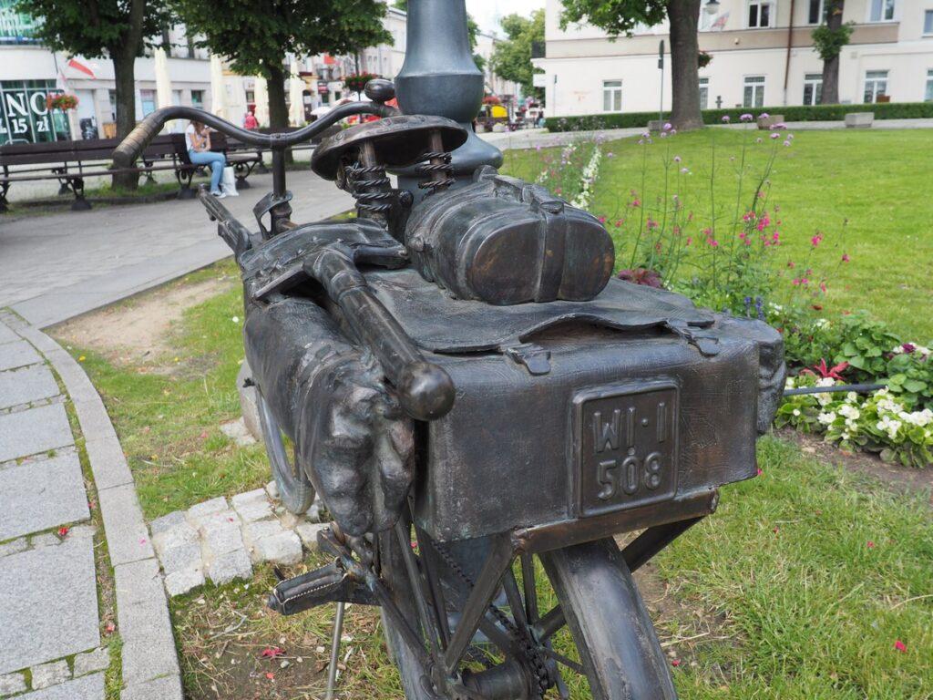 symbole radomskiego przemysłu