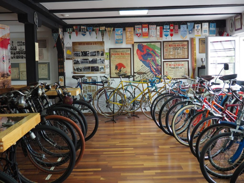 Muzeum polskich rowerów