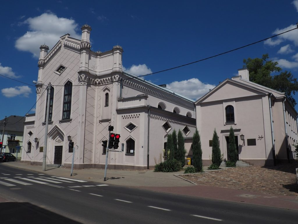 synagoga w Piotrkowie