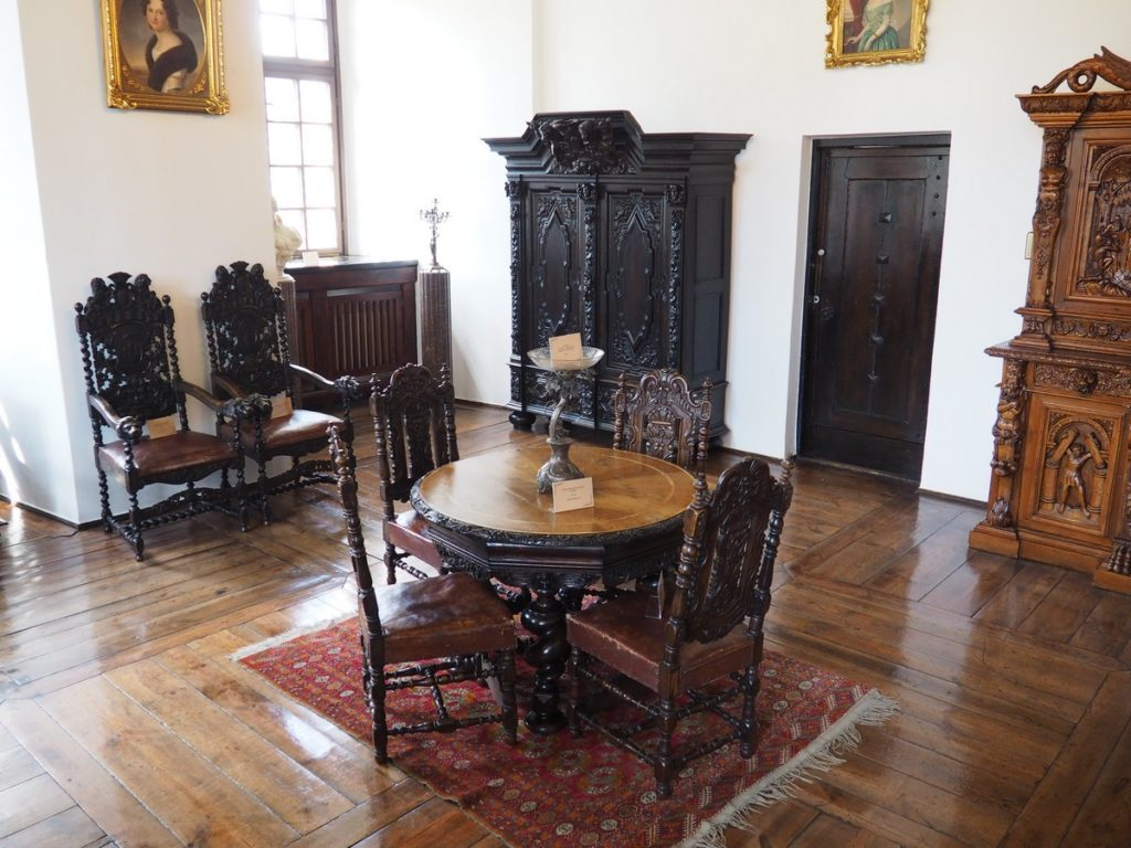 Zamek w Piotrkowie
