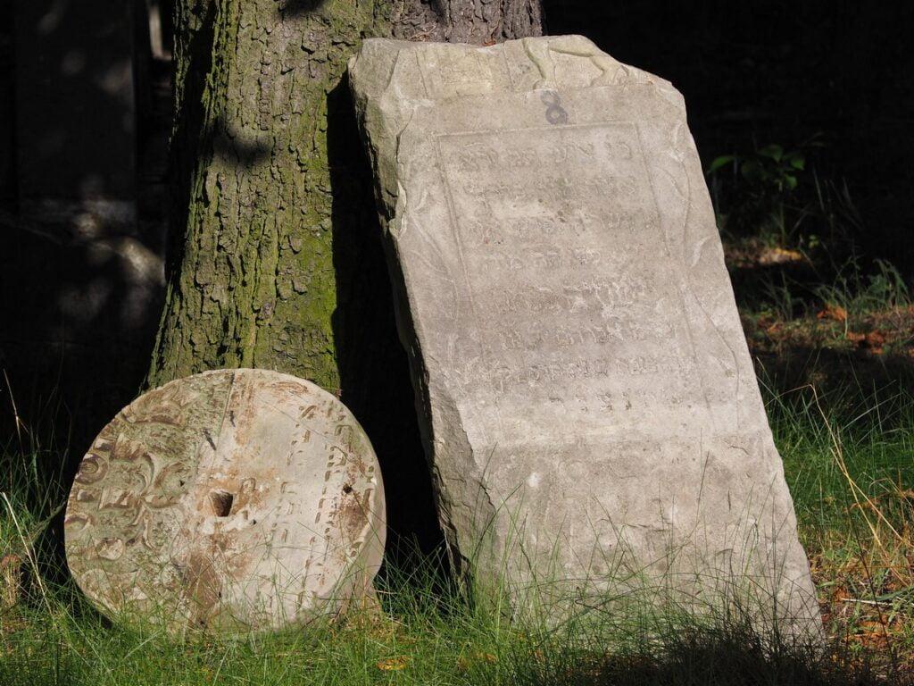 cmentarz żydowski w Piotrkowie