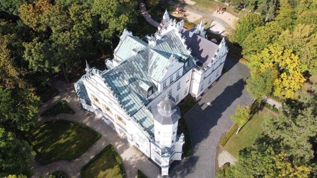 Pałac w Poddębicach