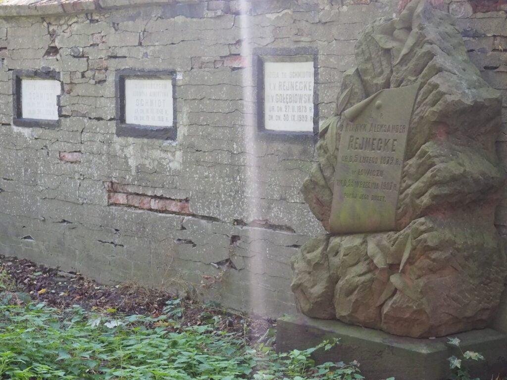Cmentarz ewangelicki w Łowiczu