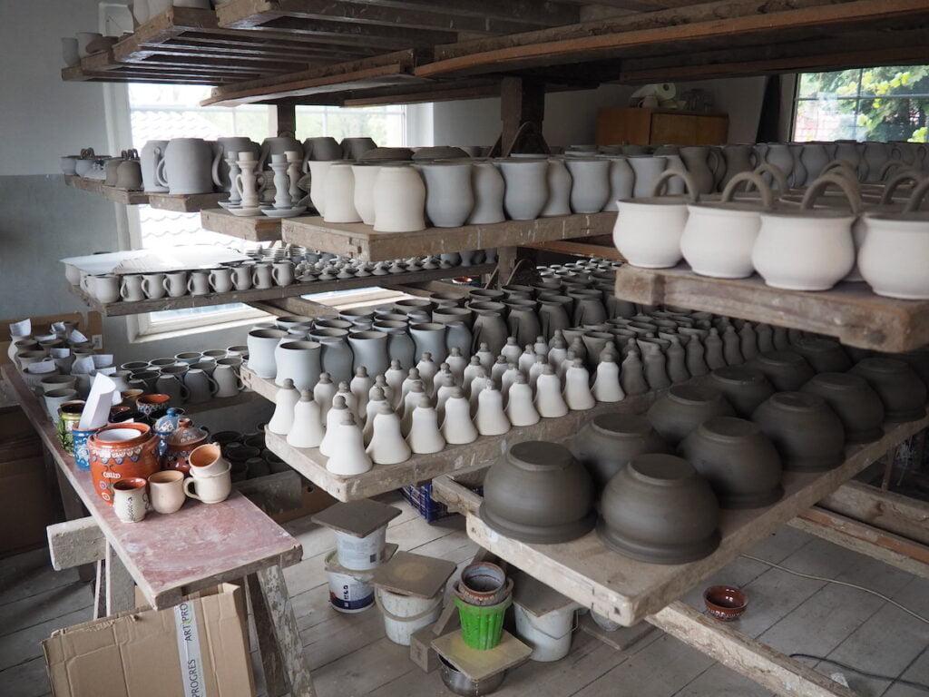 Pracownia ceramiki kaszubskiej