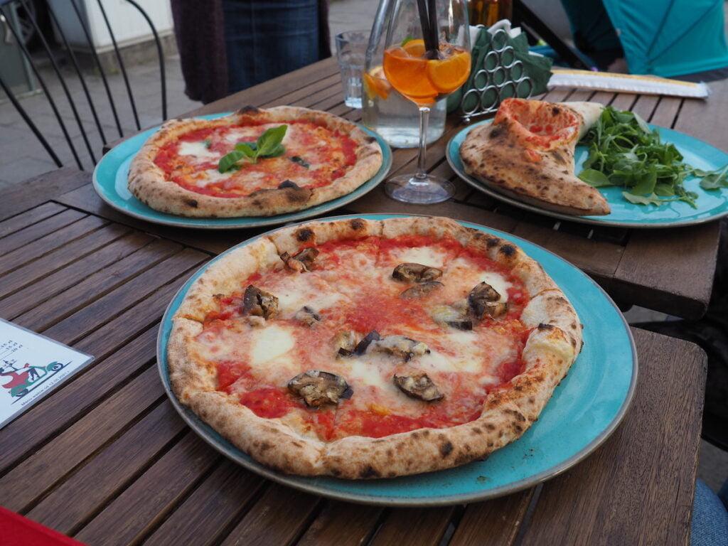 Pizza i gitara